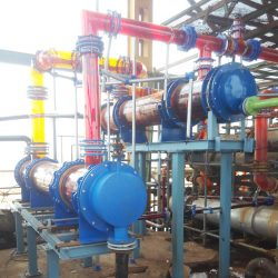 Bromin Recovery Plant