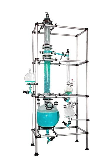 Fractional Distillation Unit 1