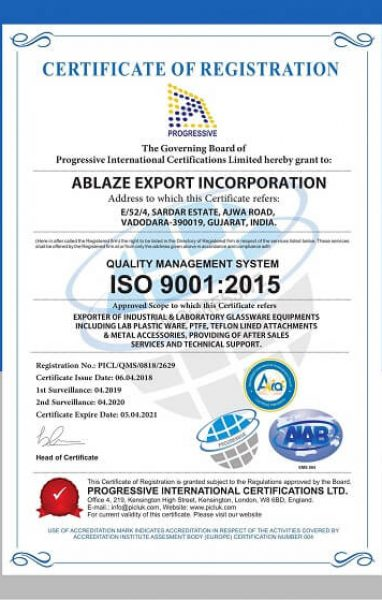 Certificate-scaled