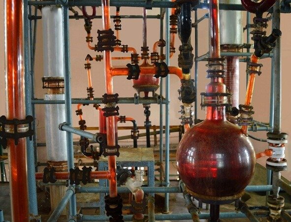 Hot Process Bromine Recover