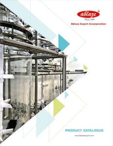 Glass Pilot Plant Product Catalogue Ablaze Export India